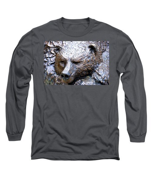 Grizzly Bear 2 Long Sleeve T-Shirt