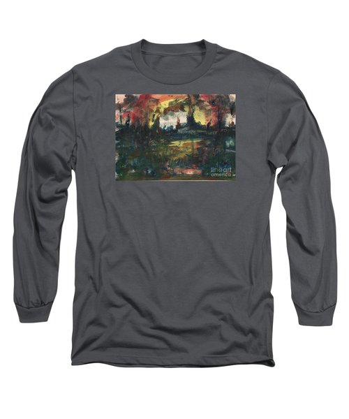 Ground Zero Long Sleeve T-Shirt
