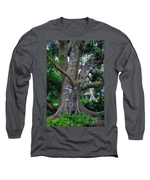 Gumby Tree Long Sleeve T-Shirt