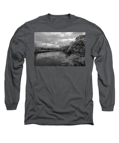 Hackensack River Long Sleeve T-Shirt