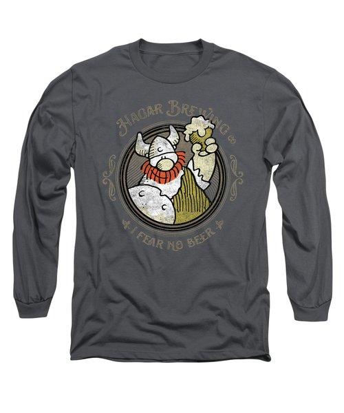 Hagar The Horrible - Hagar Brewing Long Sleeve T-Shirt