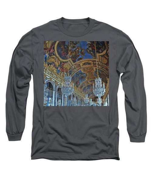 Hall Of Mirrors - Versaille Long Sleeve T-Shirt