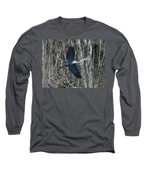 Hallelujah Long Sleeve T-Shirt by Neal Eslinger