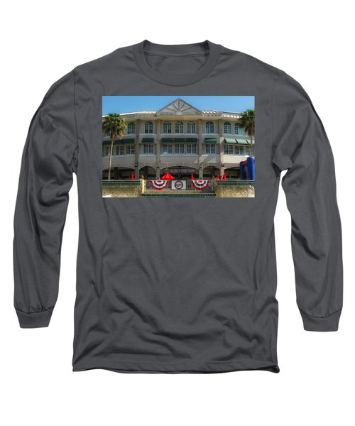 Hammond Stadium Long Sleeve T-Shirt