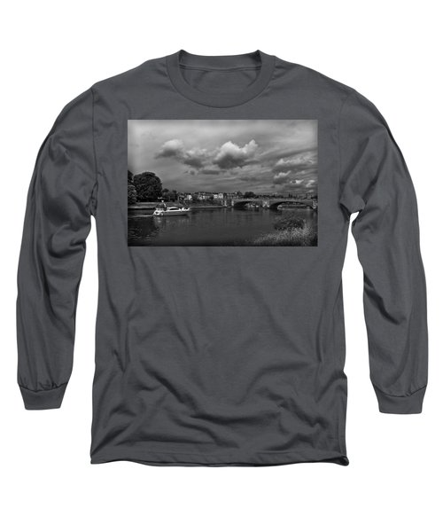 Hampton Bridge Long Sleeve T-Shirt