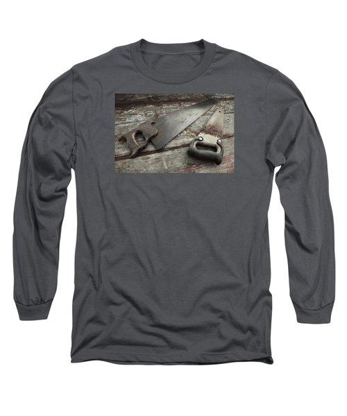 Hand Made Long Sleeve T-Shirt
