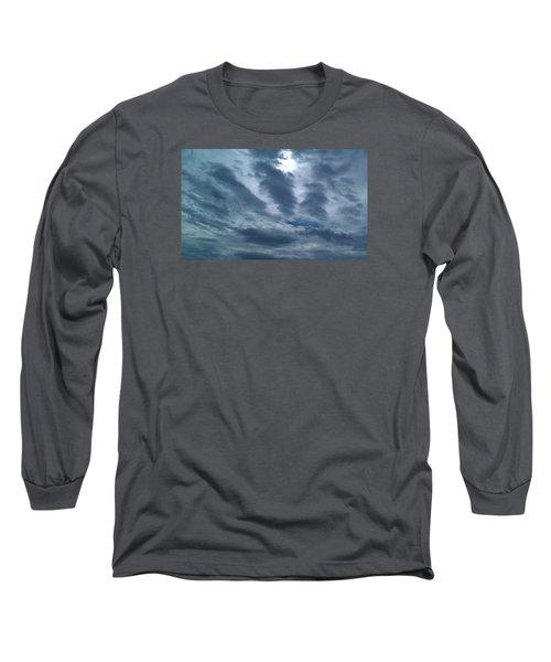 Hand Of God Long Sleeve T-Shirt by Deborah Lacoste