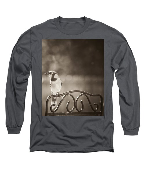 Hanging Out In The Garden Long Sleeve T-Shirt