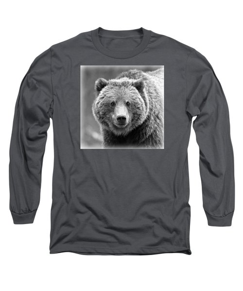 Happy Bear Long Sleeve T-Shirt
