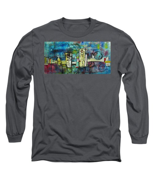 Happy Time Long Sleeve T-Shirt