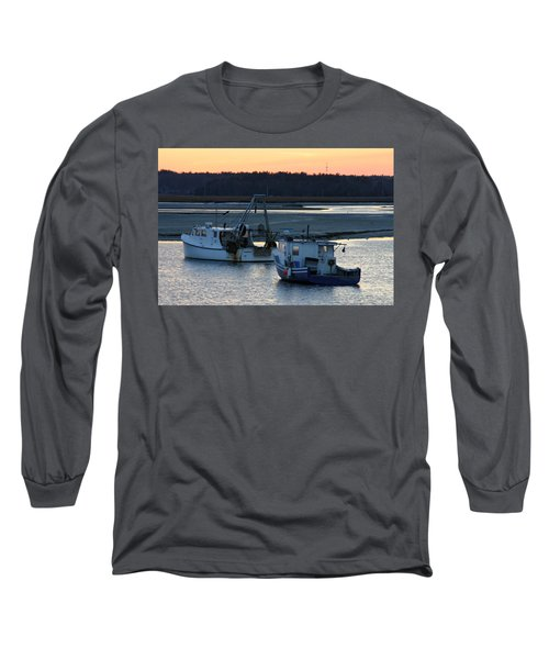 Harbor Nights Long Sleeve T-Shirt