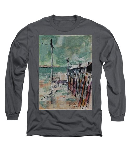 Harbormaster's Home Away From Home Long Sleeve T-Shirt