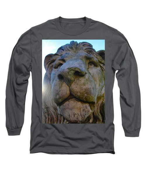 Harlaxton Lions Long Sleeve T-Shirt