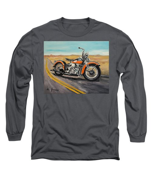 Harley Davidson 1946 Long Sleeve T-Shirt