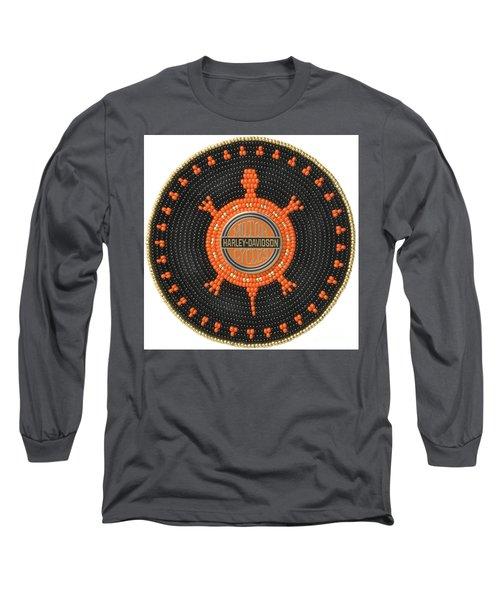 Harley Davidson Iv Long Sleeve T-Shirt