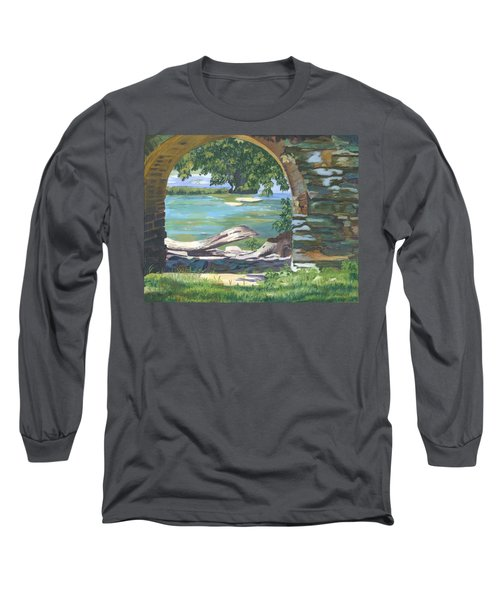 Harper's Arch Long Sleeve T-Shirt by Lynne Reichhart