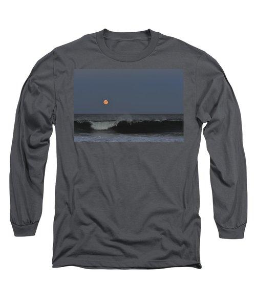 Harvest Moon Seaside Park Nj Long Sleeve T-Shirt
