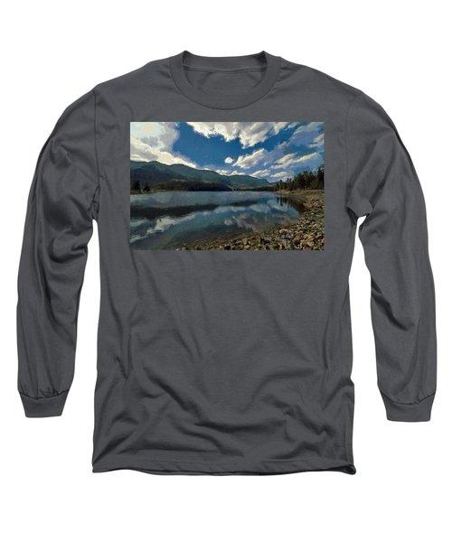 Haviland Lake Long Sleeve T-Shirt