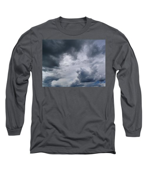 Heaven Looks Angry Long Sleeve T-Shirt