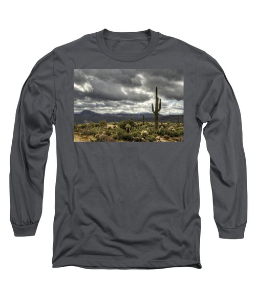 Heavenly Desert Skies  Long Sleeve T-Shirt