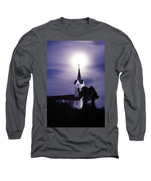 Heavenly Glow Long Sleeve T-Shirt