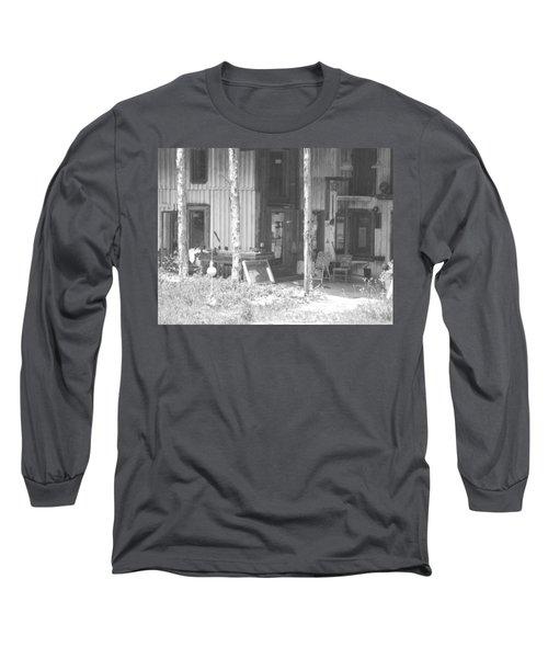 Helsabeck Home Long Sleeve T-Shirt