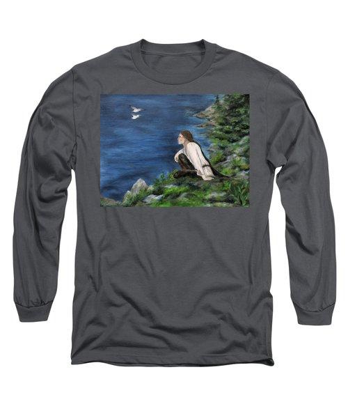 Hemlock Of Mimir Long Sleeve T-Shirt