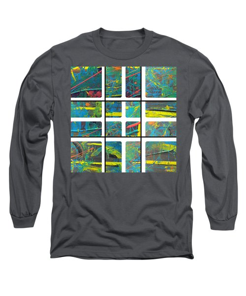 Long Sleeve T-Shirt featuring the photograph Herbal Thoughts Part One by Sir Josef - Social Critic - ART