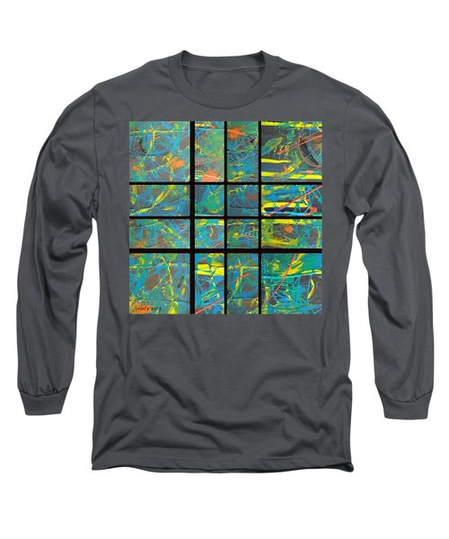 Long Sleeve T-Shirt featuring the photograph Herbal Thoughts Part Two by Sir Josef - Social Critic - ART