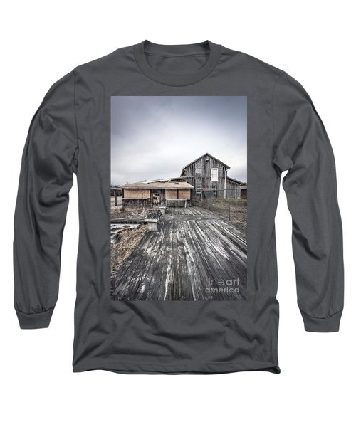 Hidden Memories Long Sleeve T-Shirt
