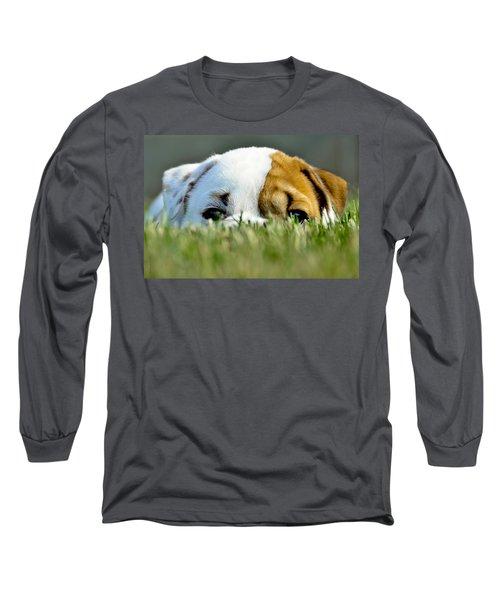 Hide And Seek Novice Long Sleeve T-Shirt