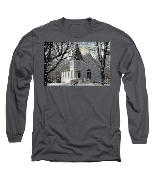 Higgensville Church Long Sleeve T-Shirt