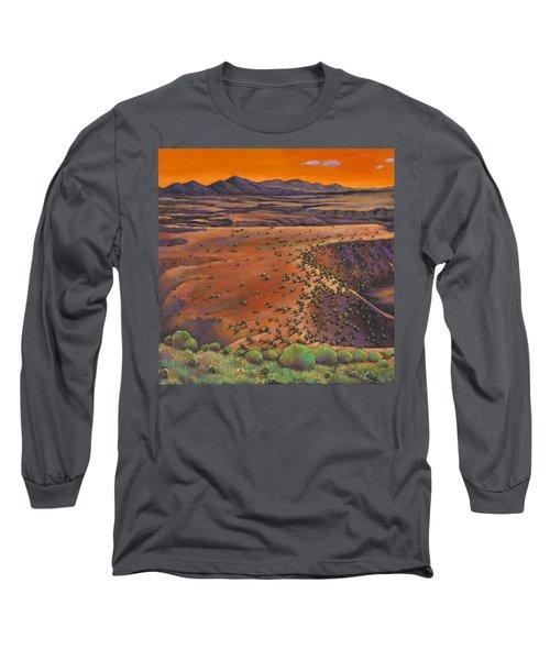 High Desert Evening Long Sleeve T-Shirt