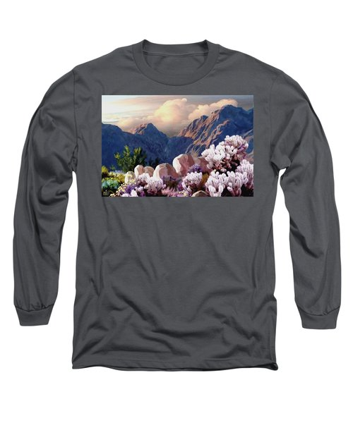 High Desert Sunrise Long Sleeve T-Shirt