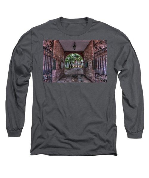 Higher Education Tunnel Long Sleeve T-Shirt