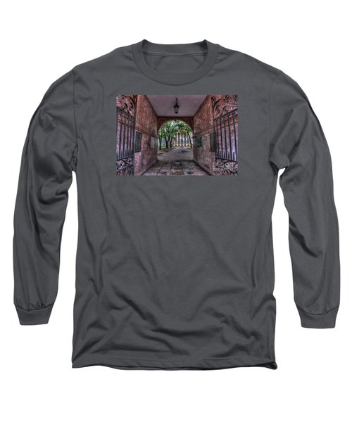 Higher Education Tunnel Long Sleeve T-Shirt