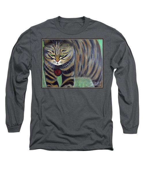 His Lordship Monty Long Sleeve T-Shirt