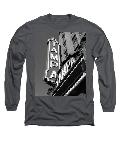 Historic Tampa Long Sleeve T-Shirt