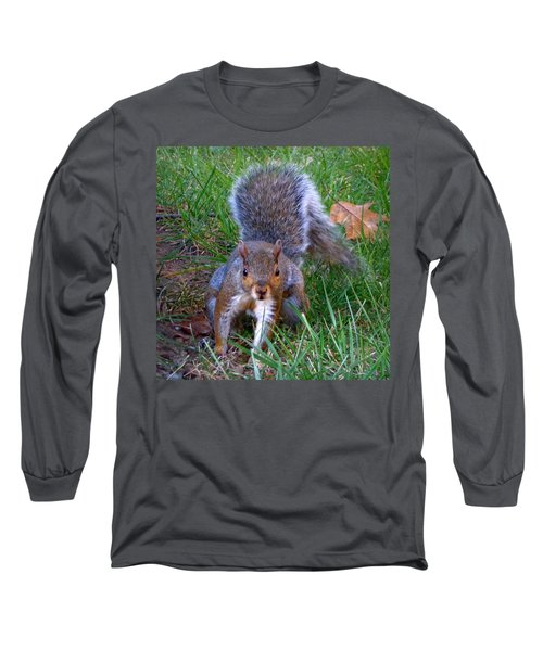 Hiya Long Sleeve T-Shirt by Joseph Skompski