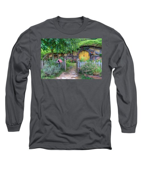 Hobbit Hole 2 Long Sleeve T-Shirt