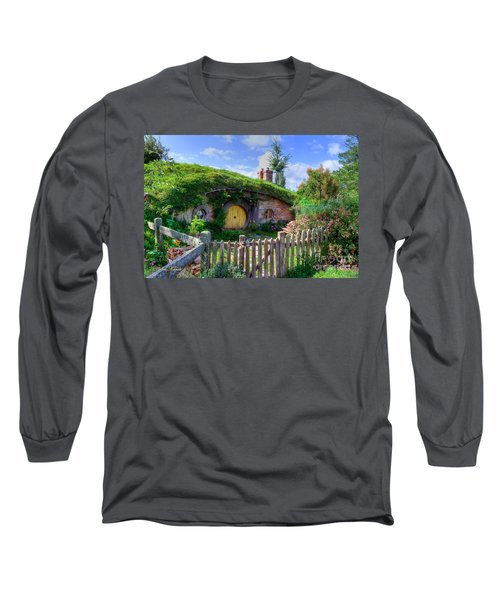 Hobbit Hole 7a Long Sleeve T-Shirt