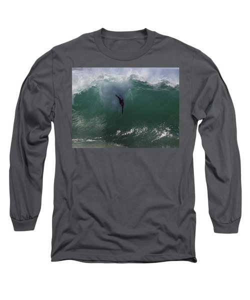 Hold Your Breath Long Sleeve T-Shirt