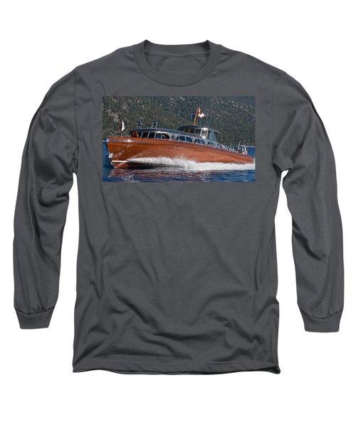Mighty Long Sleeve T-Shirt