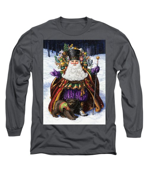 Holiday Riches Long Sleeve T-Shirt