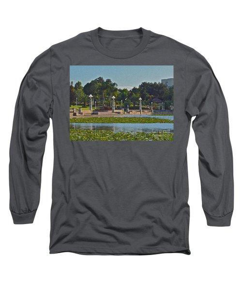 Hollis Gardens II Long Sleeve T-Shirt