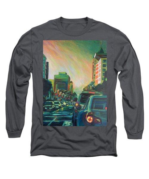 Hollywood Sunshower Long Sleeve T-Shirt