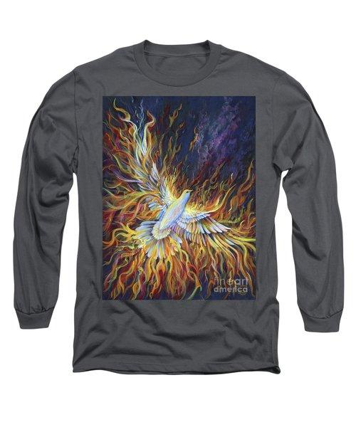 Holy Fire Long Sleeve T-Shirt