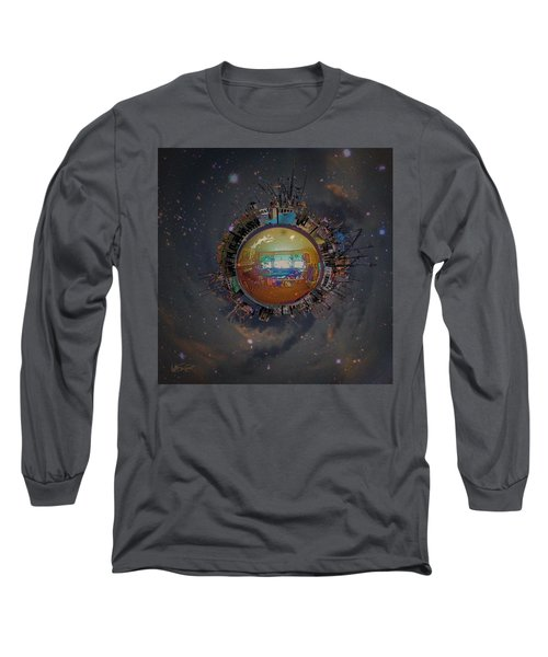 Home Planet Long Sleeve T-Shirt