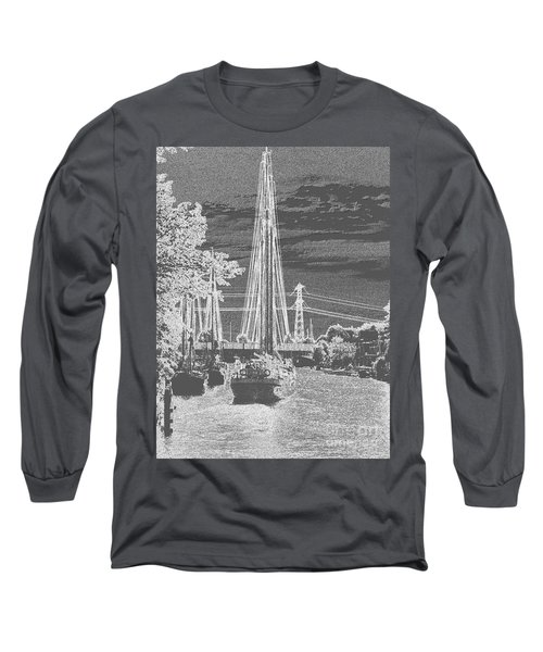 Home Sail Long Sleeve T-Shirt