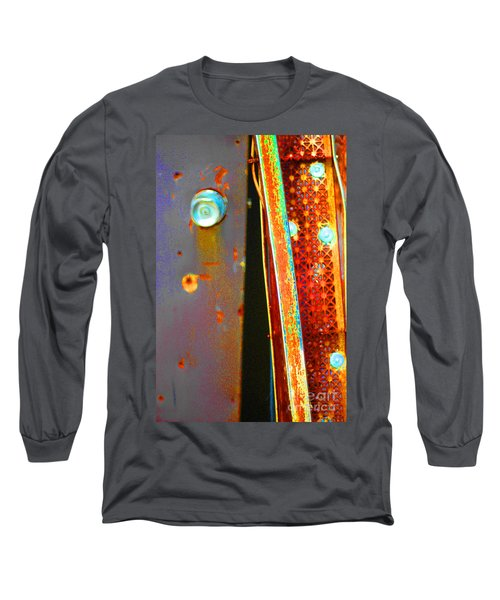 Long Sleeve T-Shirt featuring the photograph Homeless by Christiane Hellner-OBrien